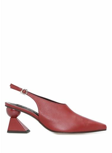 Beymen&Designer Ayakkabı Bordo